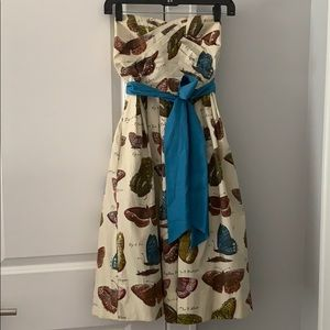 Maeve Butterfly Dress Size 6